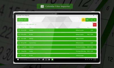 Calendar Files Importer 400x240 - Calendar Files Importer: Ứng dụng nhập lịch sự kiện vào Google, Outlook đang miễn phí trên Windows 10