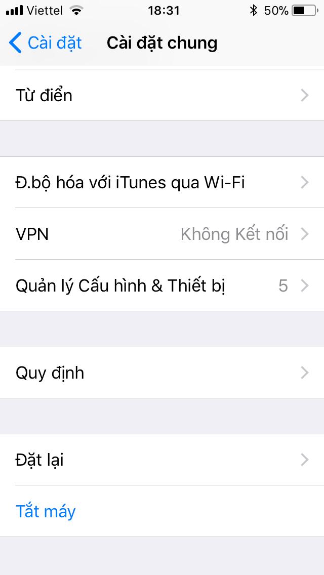 IMG 0318 - Cách shutdown và restart lại iPhone X