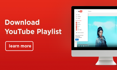 PlayList Downloader from YouTube 400x240 - PlayList Downloader from YouTube: Ứng dụng UWP hỗ trợ bạn tải playlist video YouTube