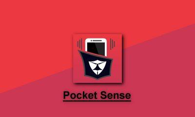 Pocket Sense Cover 400x240 - Cách phát nhạc chuông báo động khi bị lấy cắp, dịch chuyển thiết bị Android