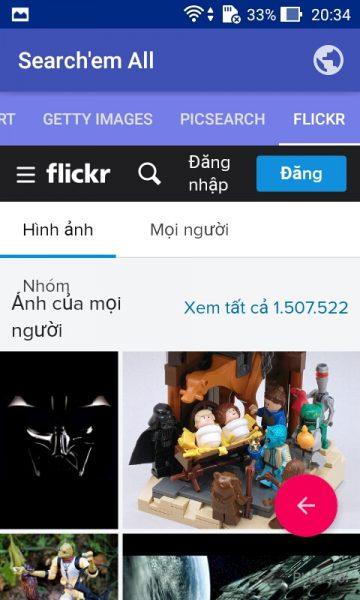 Screenshot 2017 09 03 20 34 06 360x600 - Tìm hình ảnh, torrent, sách,... cùng lúc nhiều dịch vụ trên Android