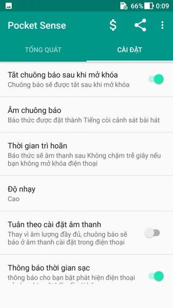 Screenshot 20170927 000901 338x600 - Cách phát nhạc chuông báo động khi bị lấy cắp, dịch chuyển thiết bị Android