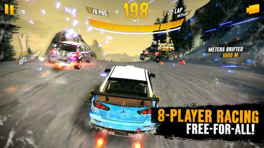 Asphalt Xtreme - game đua xe địa hình miễn phí
