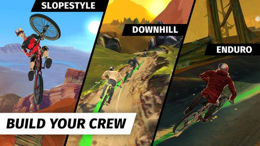 bike unchained - Top 10 game đua xe địa hình miễn phí hấp dẫn trên iOS và Android