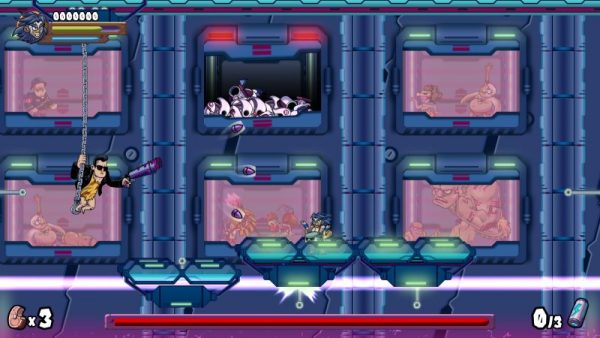 Caveman Warriors screenshot