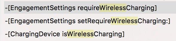 chargingviewservice - iPhone X sẽ hiển thị hoạt cảnh 3D khi bạn sạc không dây