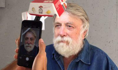 chup anh bang iphone 3 1 400x240 - Mẹo chụp ảnh chân dung tuyệt đẹp với iPhone và một hộp bánh hamburger