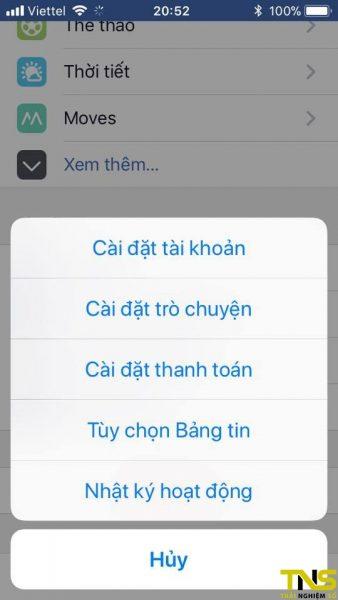 facebook clear cache data 1 338x600 - Cách xóa cache trình duyệt trên ứng dụng Facebook của điện thoại