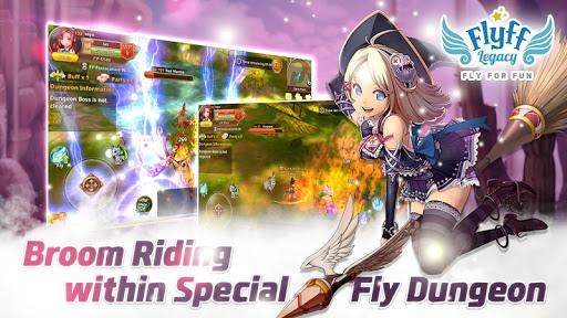 flyff - 7 ứng dụng và game Android hay nhất tuần (Tháng 9 #1)