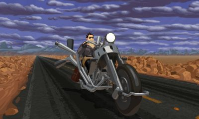Full Throttle Remastered game review