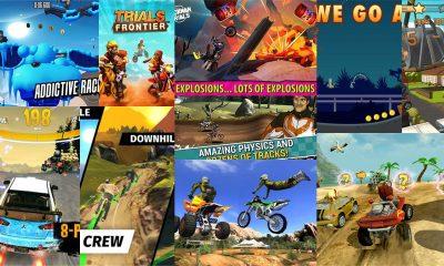 game dua xe dia hinh ios android featured 400x240 - Top 10 game đua xe địa hình miễn phí hấp dẫn trên iOS và Android