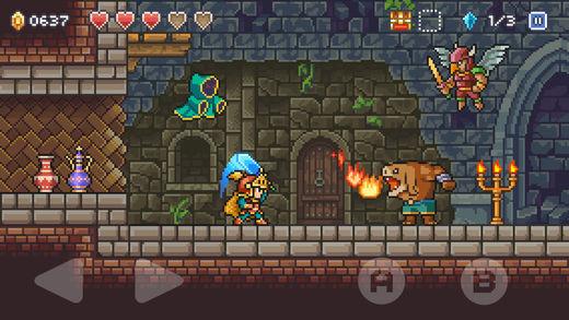 goblin sword 1 - Game mobile hay: Goblin Sword