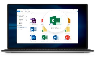 googledrive multi account 400x240 - Quản lý, đồng bộ nhiều tài khoản Google Drive trên Windows 10
