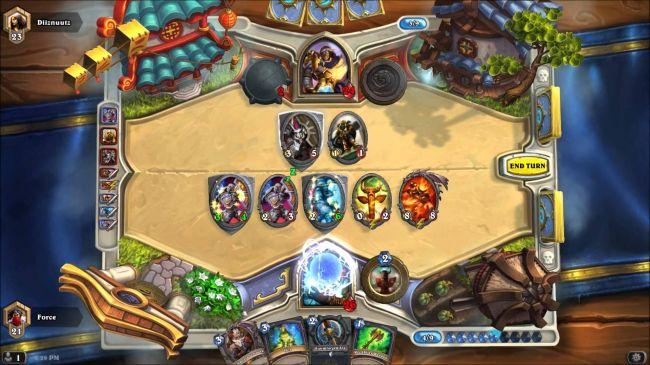 hearthstone - Top 13 tựa game thẻ bài đáng chơi nhất