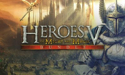 heroes of might and magic v 400x240 - Game cũ mà hay: Heroes of Might and Magic V