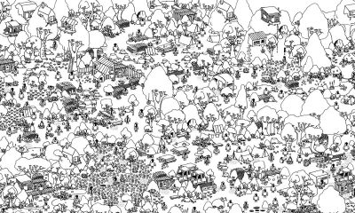 Hidden Folks game review