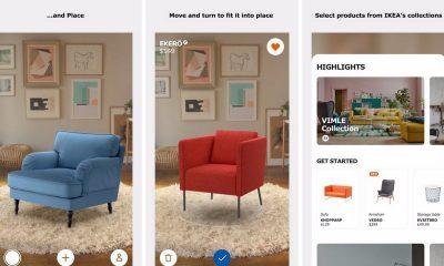 ikea place featured 400x240 - Dùng thử ứng dụng đi chợ nội thất tại nhà bằng AR với Ikea Place