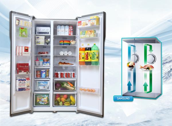 image001 600x442 - Những sai lầm khi chọn tủ lạnh mà người mua thường mắc phải