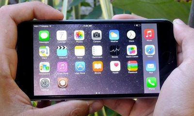 ios 11 landscape mode 400x240 - iPhone 5s hay iPhone 6 lên iOS 11 có quay ngang màn hình được không?