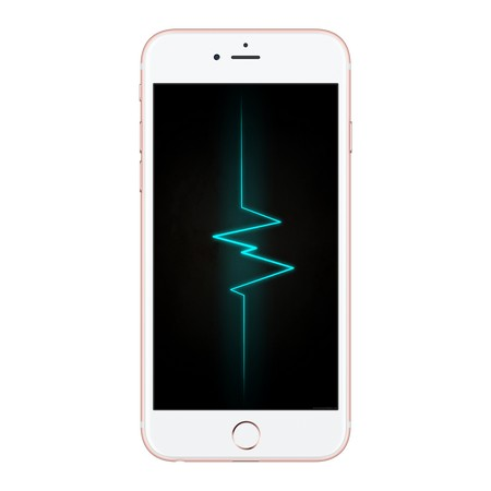 iphone 1 - Tải miễn phí 18 hình nền Darkmode đẹp cho iOS và Android ngày 18.9
