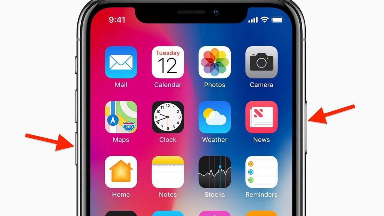 "iphone x 2 featured - Cách ""khởi động nóng""(Force Restart) iPhone X"