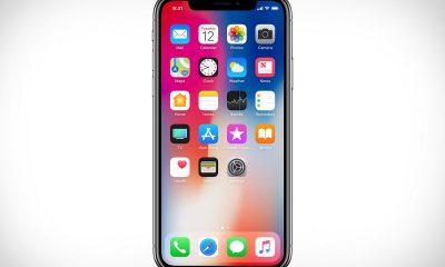 """iphone x featured 400x240 - Hài hước ứng dụng """"biến"""" điện thoại Android thành... iPhone X"""