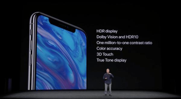 """iphone x screen - """"Tất tần tật"""" về iPhone X"""