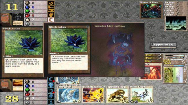 magic the gathering - Top 13 tựa game thẻ bài đáng chơi nhất