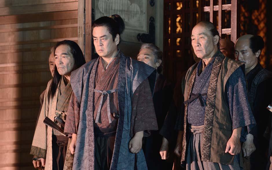 ninja doi dau samurai 5 - Đánh giá phim Mumon: Ninja đối đầu Samurai