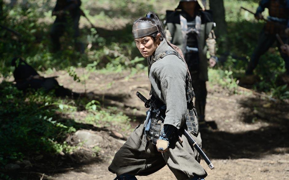 ninja doi dau samurai 9 - Đánh giá phim Mumon: Ninja đối đầu Samurai