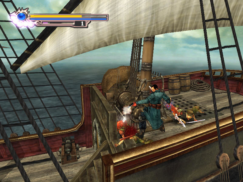 onimusha 3 demon siege 10 - Game cũ mà hay - Onimusha 3: Demon Siege