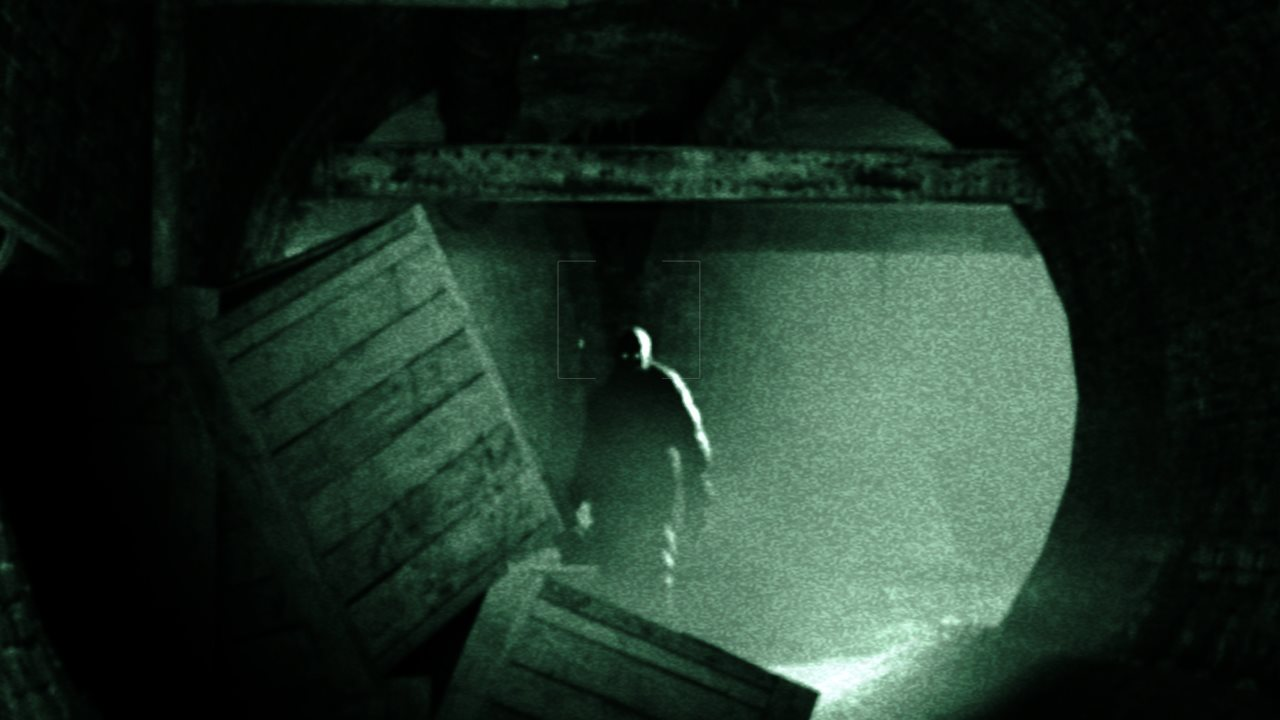 Outlast game review