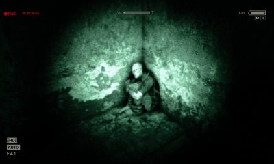 Kinh nghiệm chơi Outlast