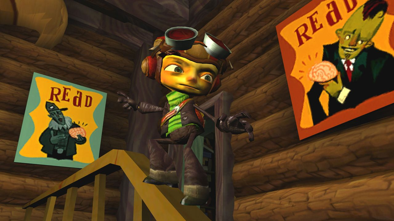 Psychonauts game review