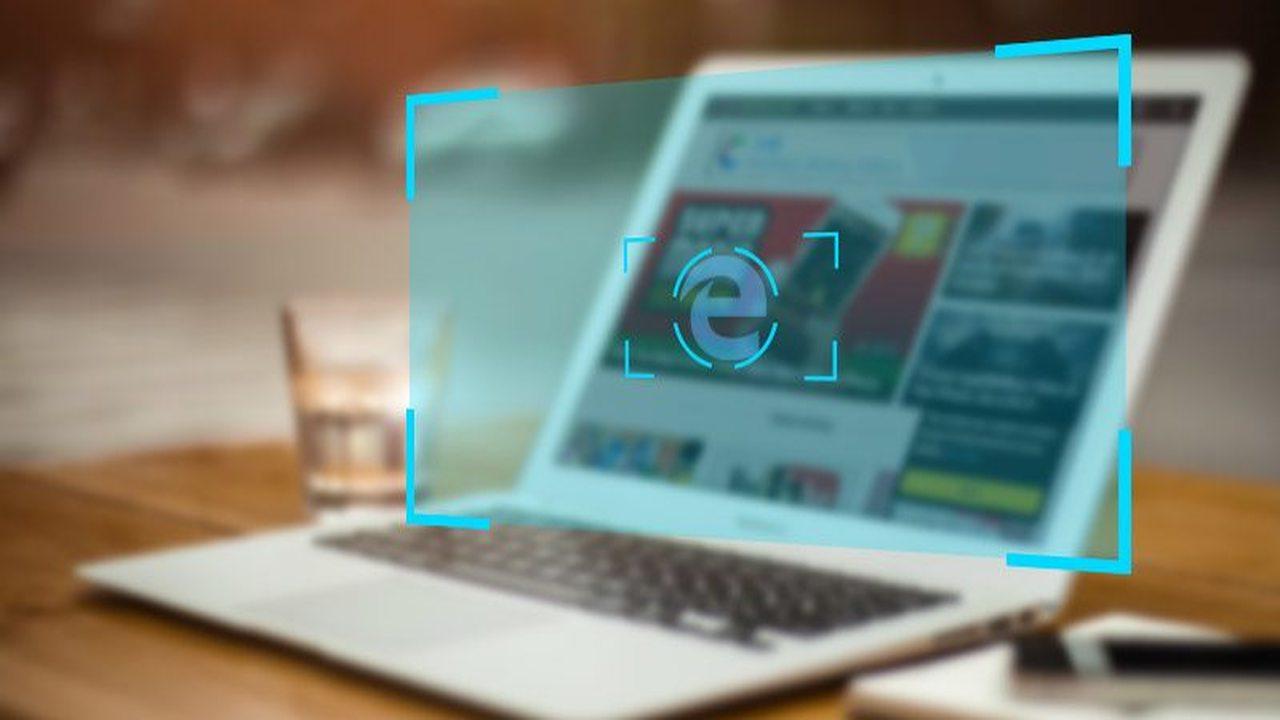screenshotedge1280x720 - 2 Cách chụp ảnh màn hình trang web trong trình duyệt Microsoft Edge