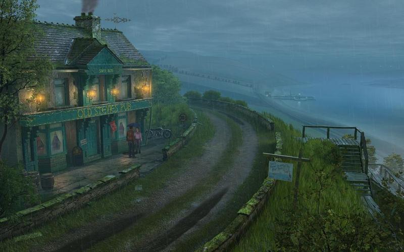 secret files tunguska screenshot 1 - Game cũ mà hay - Secret Files: Tunguska