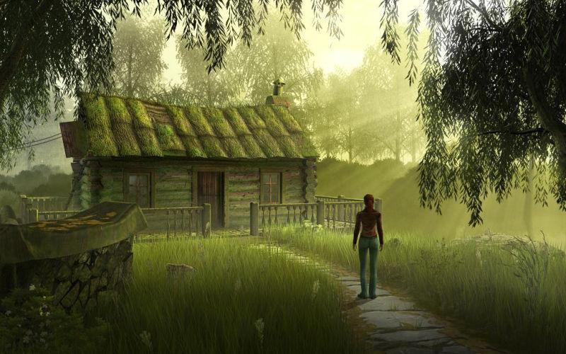 secret files tunguska screenshot 2 - Game cũ mà hay - Secret Files: Tunguska