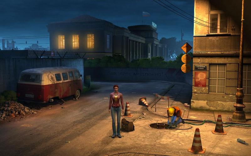 secret files tunguska screenshot 4 - Game cũ mà hay - Secret Files: Tunguska