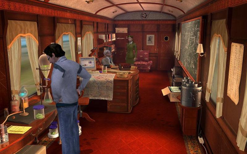 secret files tunguska screenshot 5 - Game cũ mà hay - Secret Files: Tunguska