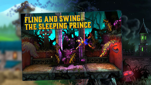 sleeping prince 4 - Game mobile hay: The Sleeping Prince