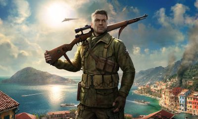 Sniper Elite 4 game review