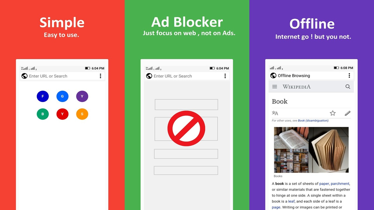 steel browser1280x720 - Dùng thử trình duyệt Ấn Độ gọn nhẹ, chặn quảng cáo, cho xem offline