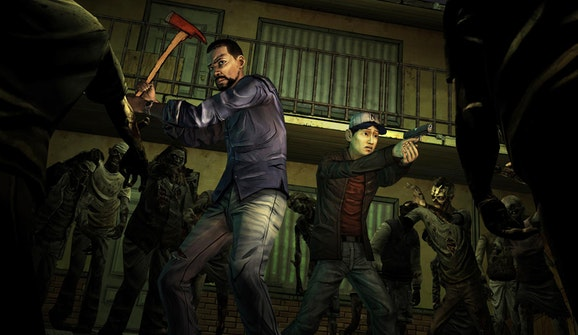 the walking dead 2 - Humble Bundle đang tặng miễn phí game The Walking Dead: Season 1