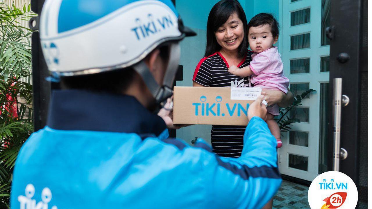 tiki - Tiki chính thức ra mắt dịch vụ Giao hàng 2 tiếng