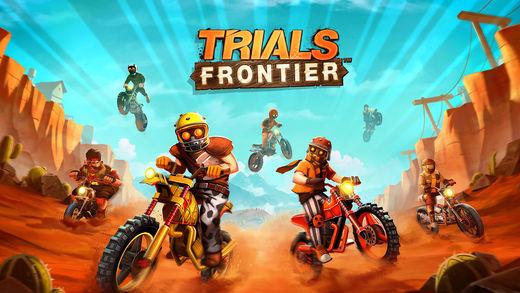 trials frontier - Top 10 game đua xe địa hình miễn phí hấp dẫn trên iOS và Android
