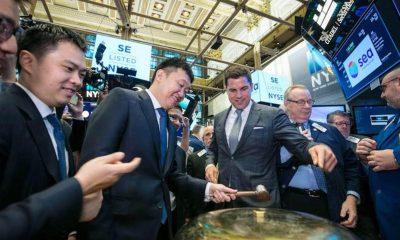 03 400x240 - Sea vừa IPO thành công trên sàn New York