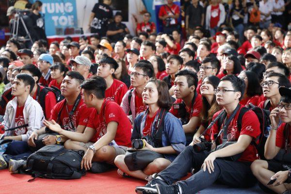 Canon PhotoMarathon HCMC 004 600x400 - Canon PhotoMarathon 2017 chính thức khởi tranh, hơn 7000 thí sinh tham dự