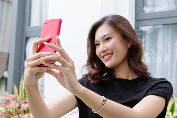 HAI 8211 600x400 - OPPO F5 ra mắt 4/11, màn hình tràn 18:9, ứng dụng AI vào làm đẹp khi selfie