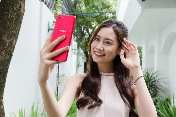 HAI 8276 600x400 - OPPO F5 ra mắt 4/11, màn hình tràn 18:9, ứng dụng AI vào làm đẹp khi selfie