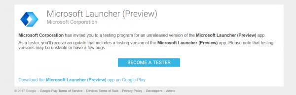 MLP 600x193 - Trải nghiệm Microsoft Launcher mới trên Android